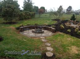 Fire Pits For Backyard by Outdoor Fireplaces U0026 Firepits Fire Pit Ideas Lexington Central