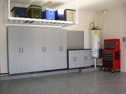 Costco Storage Cabinets Garage by Picture Of Kitchen Cabinets In Garage Dramalevel Costco Storage
