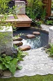 japanese garden design with deck and pond elegant japanese