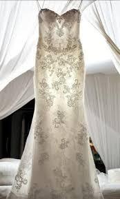 pronovias marisela 1 300 size 4 used wedding dresses