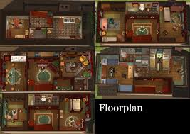 victorian manor floor plans mod the sims victorian terrace no 1