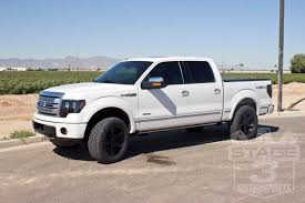 Ford F150 Truck Rims - f150 with xd rockstar 2 wheels