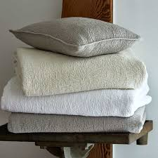 Grey Matelasse Coverlet Traditions Linens Bedding Couture Matelasse Coverlet U0026 Shams