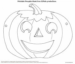 Halloween Stencils Printable by Template Printable Character Face Masks Coloring Color Print And