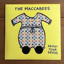 the maccabees vinyl the maccabees about your dress 7 vinyl ebay