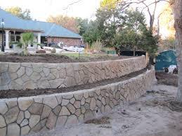 wonderful decoration cement retaining wall astonishing erosion