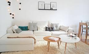 autour d un canape canapé d angle comment le placer au salon côté maison