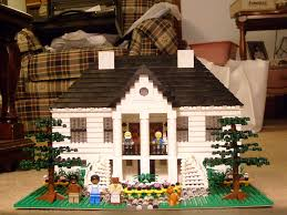 moc plantation home lego town eurobricks forums