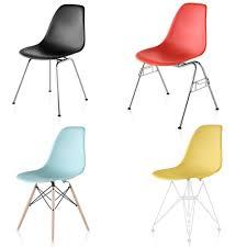 herman miller eames molded plastic side chair gr shop canada