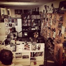 Npr Small Desk Creative Mornings Npr S Tiny Desk Aaron Abernathy