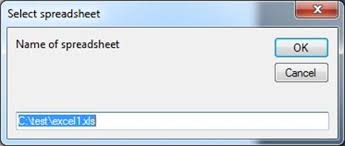 being inventive export parts list to excel in vba