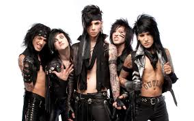 black veil b is for black veil brides audioinferno m