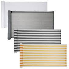 balkon sichtschutz grau balkonsichtschutz vergleich ratgeber infos top produkte