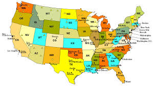 map of us us states and capitals map list of us states and capitals