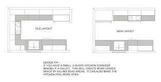 u shaped kitchen layout with island small u shaped kitchen layout ideas