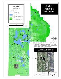 Florida Wetlands Map by Brad Husemann Gis Blog March 2016