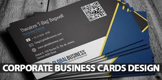 Graphic Artist Business Card Corporate Business Cards Design Design Graphic Design Junction