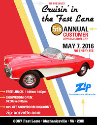 zip corvette catalog cruisin in the fast