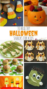 Halloween Party Appetizers For Adults by 30 Healthy Halloween Snacks For Kids Sugar Spice And Glitter