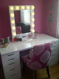Vintage Vanity Table Bedrooms Makeup Furniture Small Vanity Table Makeup Vanity