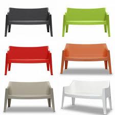 divanetti da esterno economici divanetto coccolona contract bar divani polipropilene colorate