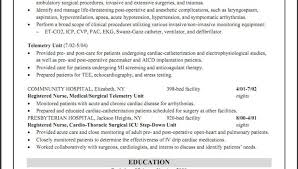 Example Of Nurse Practitioner Resume by Practitioner Resume Examples For Registered Nurse With