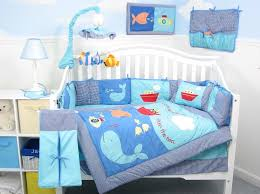 ergonomic crib bedding sets for boys u2014 rs floral design crib