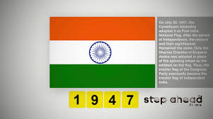 Flag Congress History Of Indian Flag Youtube