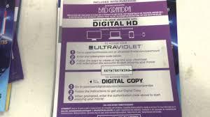 50 free hd digital copy code movie vudu disney itunes ultraviolet