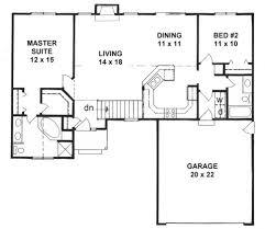 plan 1218 2 split bedroom ranch house plans pinterest