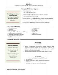 The Best Resume Examples by Examples Of Resumes 85 Astounding Online Resume Sample Format