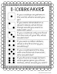 10 fun back to activities and icebreakers scholastic