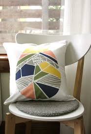 15 handmade pillows 10 to buy 5 to diy apartment therapy