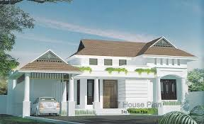 Kerala Home Design Low Cost Simple 3 Bedroom Low Cost Kerala Home Plan With Pooja Room Free