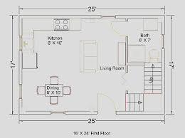 16 x 24 cabin floor plans design homes