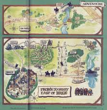 Lord Of The Rings Map Lord Of The Rings