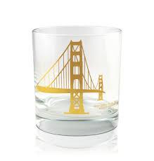 rocks glass rocks glass golden gate bridge