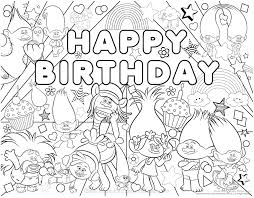 best 25 birthday coloring pages ideas on pinterest kids