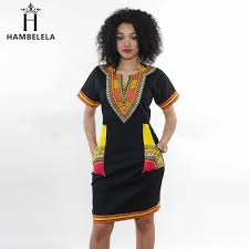 casual summer dresses hambelela 3xl plus size dress clothes dashiki dress for