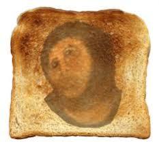 Fresco Jesus Meme - a star is born internet loves disfigured jesus fresco beast