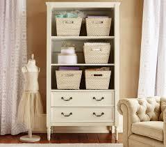 Sauder 3 Shelf Bookcase Cherry Pottery Barn Cherry Bookcase Thesecretconsul Com