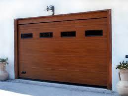 porta sezionale porta sezionale residenziale modello platinum liscio go smooth