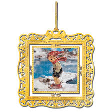 100 years of m i hummel gold ornament collection the danbury mint