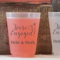 appropriate engagement party gifts personalized engagement party decorations and gifts