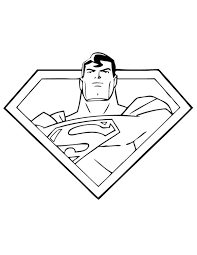 super hero squad coloring pages to print coloriage superman rouge super heros pinterest super heros