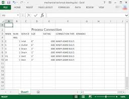 convert pdf table to excel how to export a table from pdf autocad drawing to excel