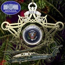 secret service marine one ornament release white house