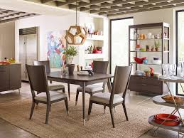 rachael ray home by legacy classic furniture dining room shaped