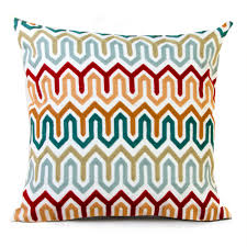 Knitted Cushion Cover Patterns Online Buy Wholesale Embroidered Cushion Patterns From China