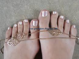 prettyfulz pretty pedicure